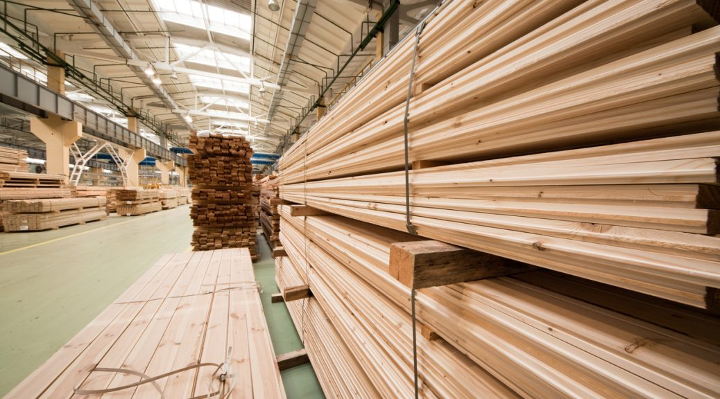 hardwood lumber mill
