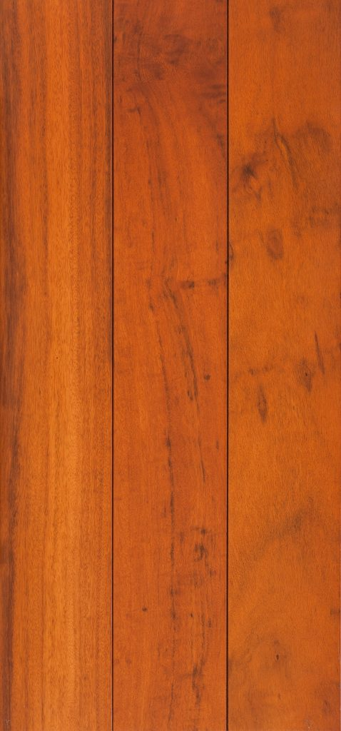 Tigerwood Decking Grain