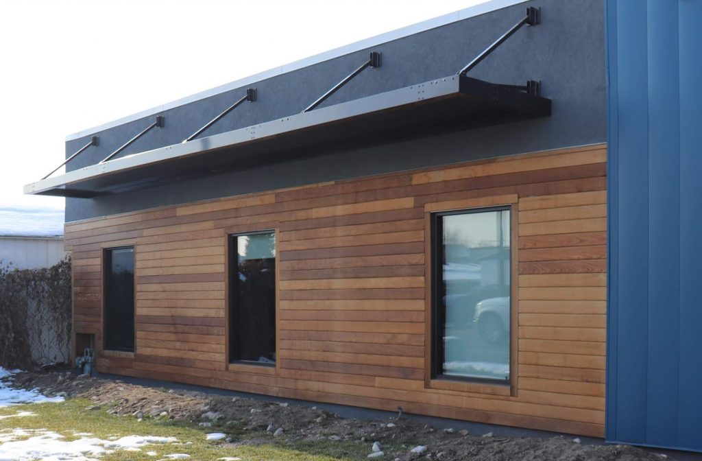 Ipe Rainscreen Siding