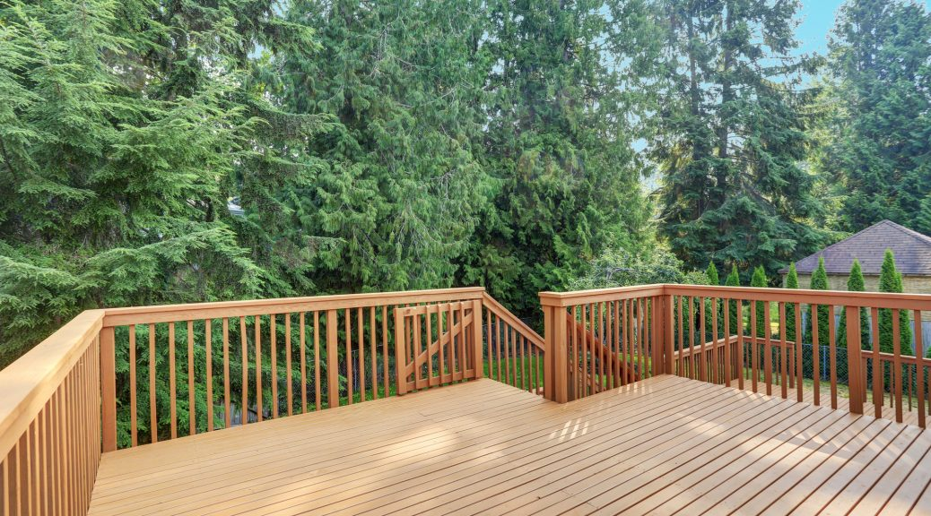 composite versus wood decking
