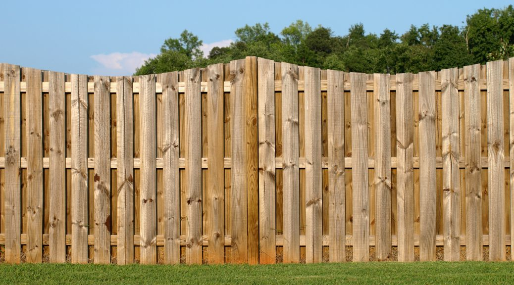 best wood for fence