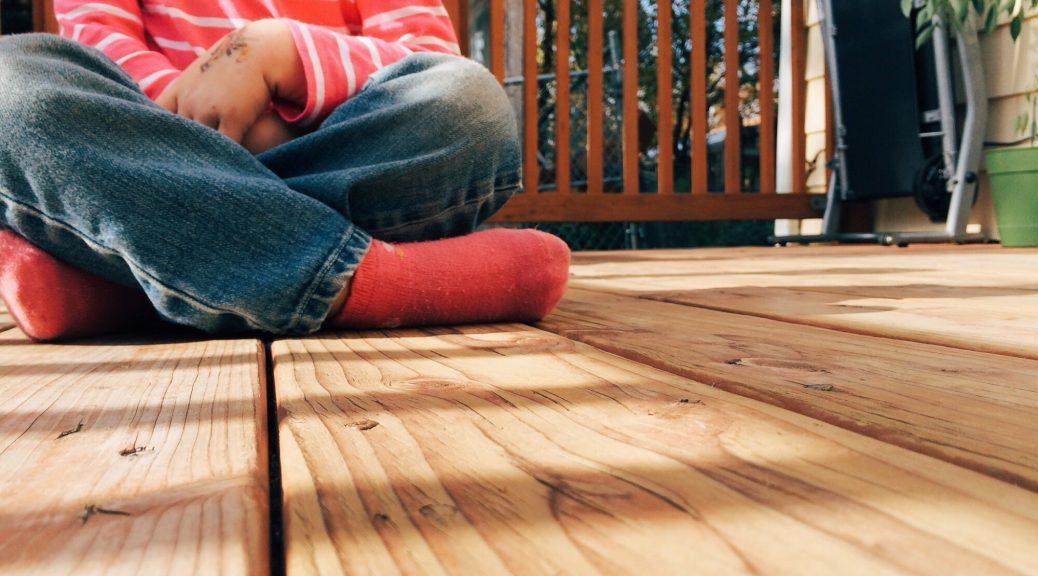 best deck wood